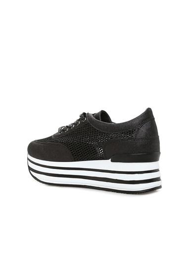 Divarese 5022978 Kadın Sneaker Siyah